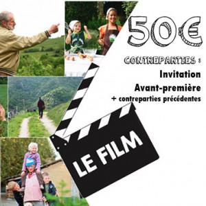 Souscription film 50€
