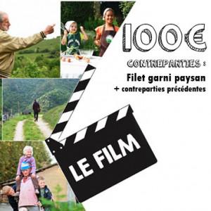 Souscription film 100€