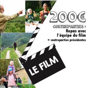 Souscription film 200€