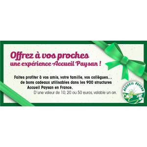 Bon Cadeau 5 euros